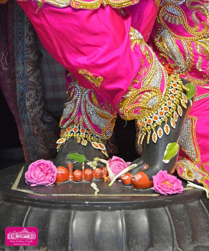 ISKCON Hare Krishna mandir Ahmedabad 04 Jan 2017 (5)