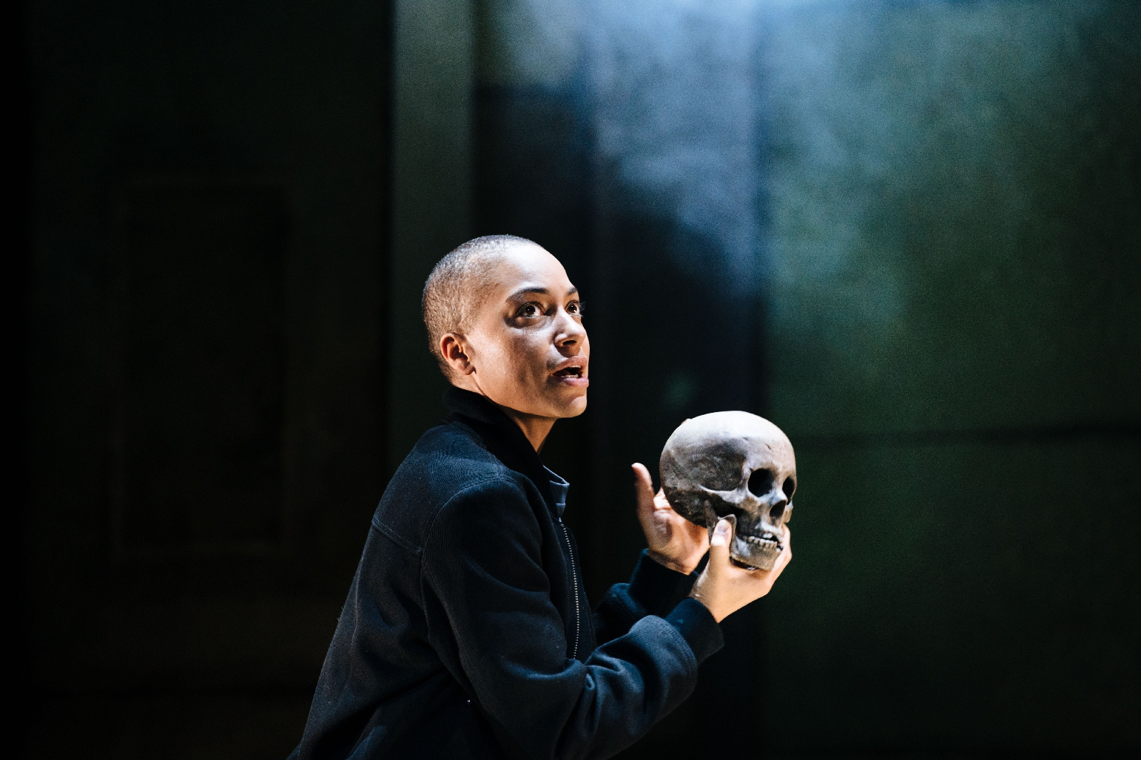 First Look: Hamlet at the Young Vic