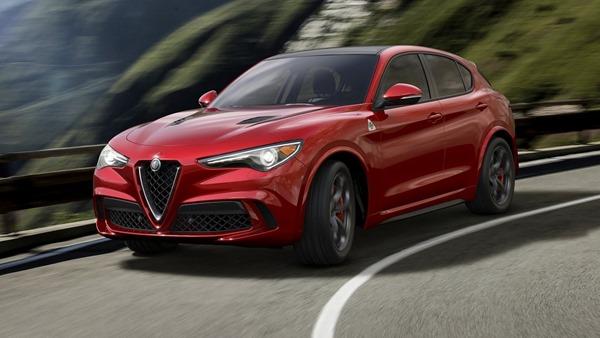 Alfa Romeo-Stelvio Quadrifoglio