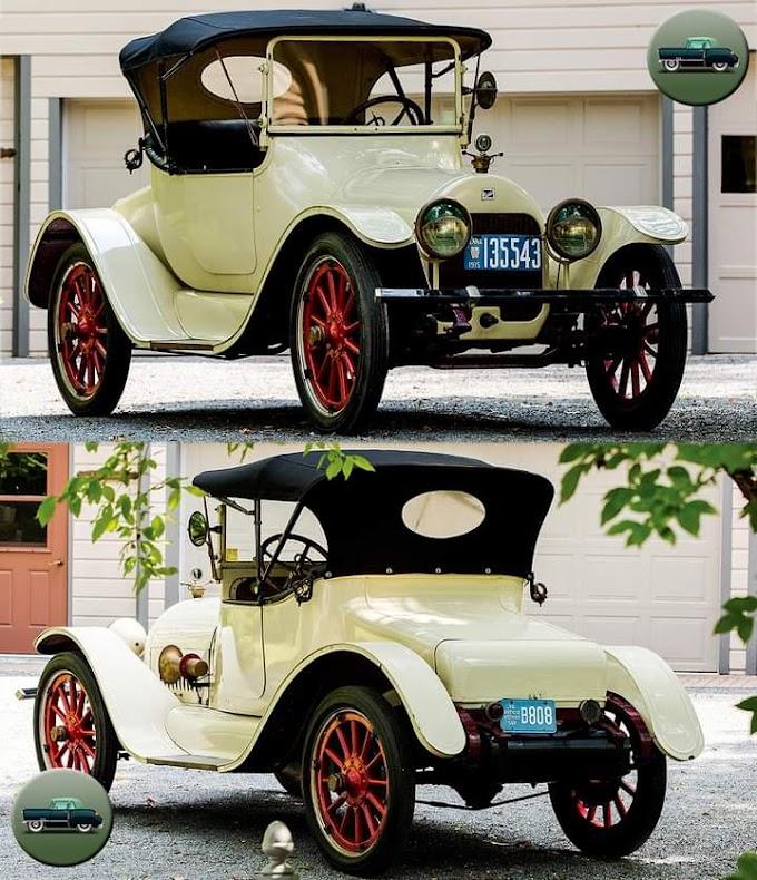 Buick Model C-36 1915.