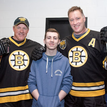 Bruins Alumni Game 2018