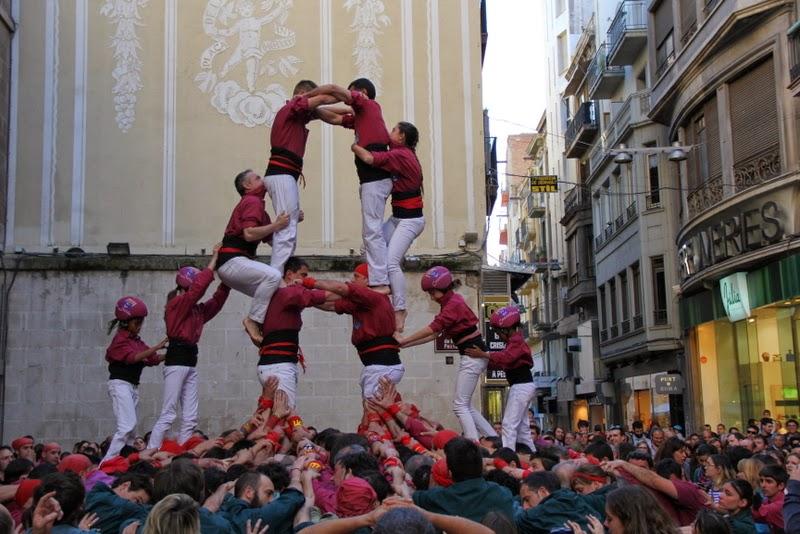 19è Aniversari Castellers de Lleida. Paeria . 5-04-14 - IMG_9438.JPG