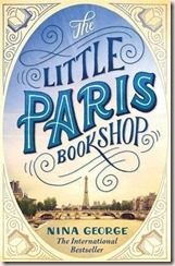the little paris bookshop nina george book cover