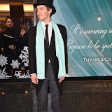 OIC - ENTSIMAGES.COM -  at the  Tiffany Photo call to unveil the new Christmas Window London UK 9th November 2015 Photo Mobis Photos/OIC 0203 174 1069