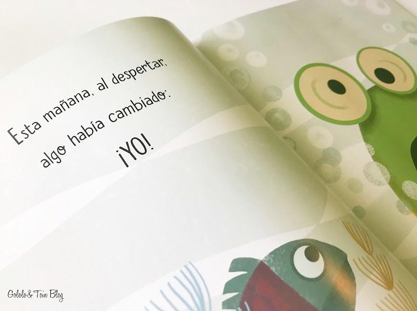 Álbum ilustrado Fun Readers Mañana será otro día