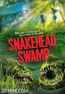 Quái Cá Ăn Thịt Người - SnakeHead Swamp (2014) Poster