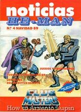 Revista Club Masters nº4 - Pág. 00 Portada