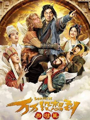 TÂY DU KÝ LẠ TRUYỆN Journey to the West Surprise (2016)