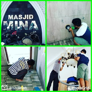 anz_clean jasa kebersihan spesial buat tempat ibadah masjid, gereja, wihara