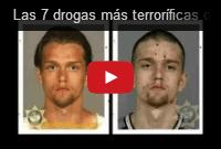 Las 7 drogas más terroríficas