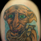 arm dobby - tattoos ideas