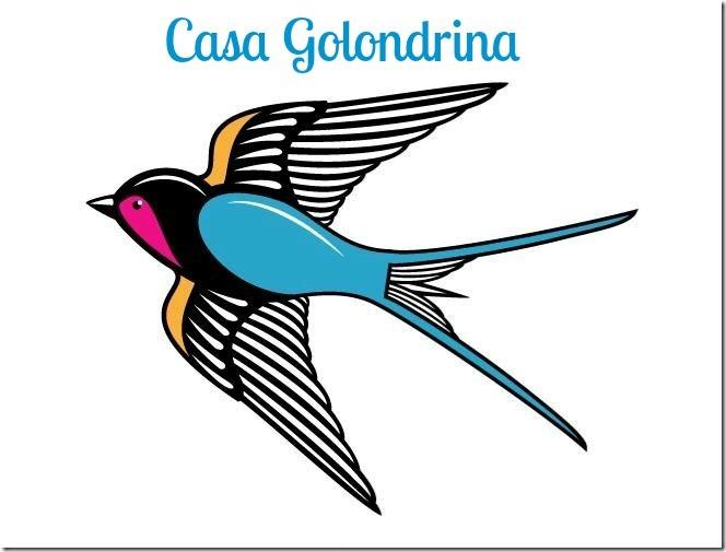Casa Golondrina Logo 2