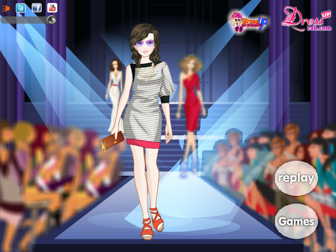 Dresses For Girls Dress Up Games For Teenage Girls Free Style Fashion Show