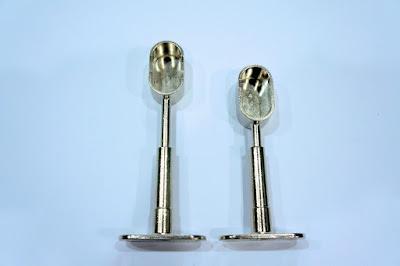 裝潢五金品名:HA33-可調式管頭規格:16*85m/m顏色:電白色玖品五金