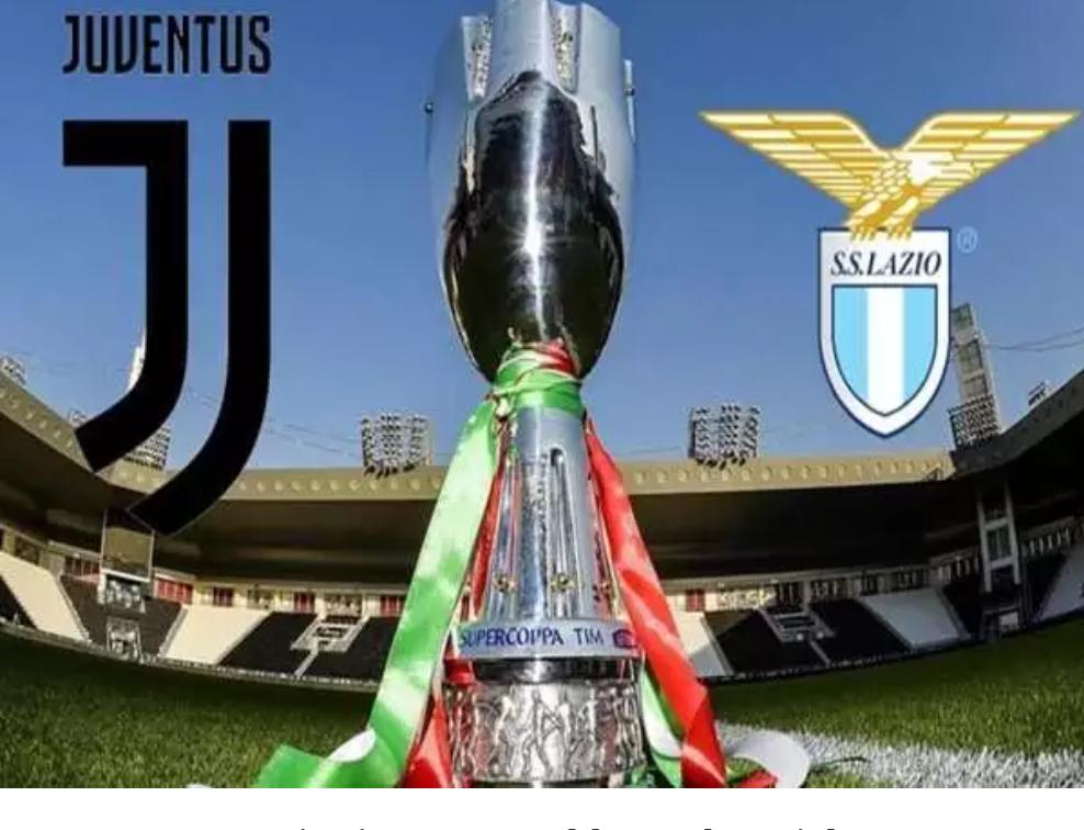 Piala Super Italia, Juventus dan Lazio Dalam Sejarah Sepakbola