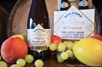 Boulevard, Creature Comforts & AZ Wilderness Releasing Collaboration No 7 Oak-Aged Lager