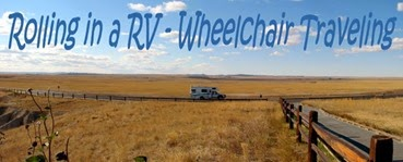 Rolling in a RV – Wheelchair Traveling