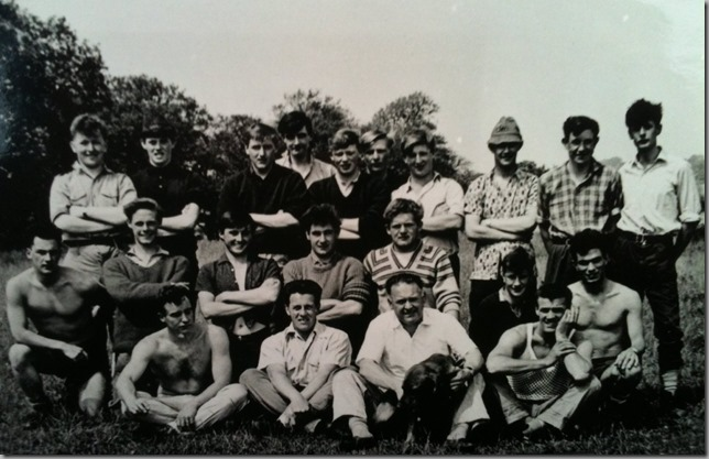 Cadets Summer Camp 1962-1963