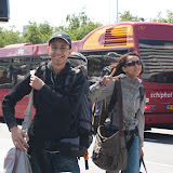 Ratna & Priy richting China