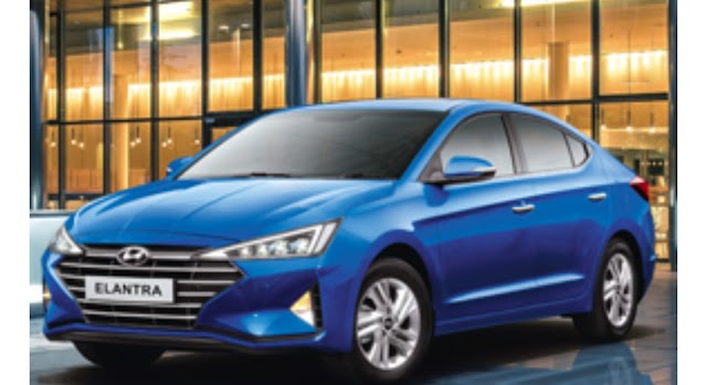 Hyundai Elantra launch in diseal varrient.