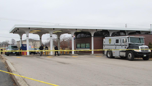 Getaway driver in armored truck robbery pleads guilty
