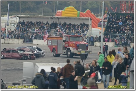 Santa Pod Raceway - October