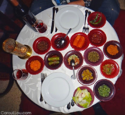 CarouLLou.com Carou LLou in Marrakesh Morocco food+