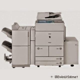 Download latest Canon iRC6870i printing device driver – how to add printer