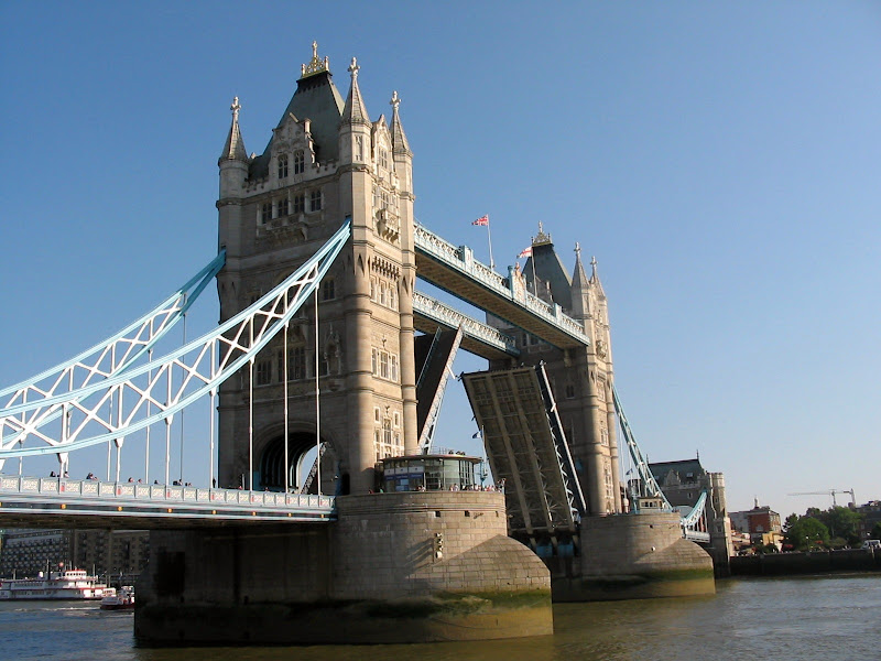 Podnoszenie mostu