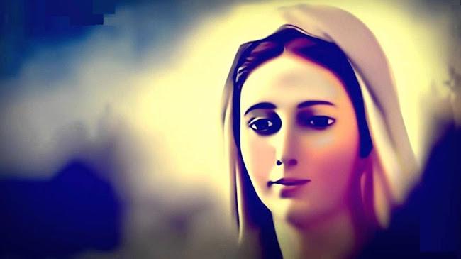 Đức Mẹ Maria dùng một con đôm đốm để nhậm lời chúng ta cầu nguyện khi chúng ta tuyệt vọng, nhưng vẫn chạy đến với Mẹ