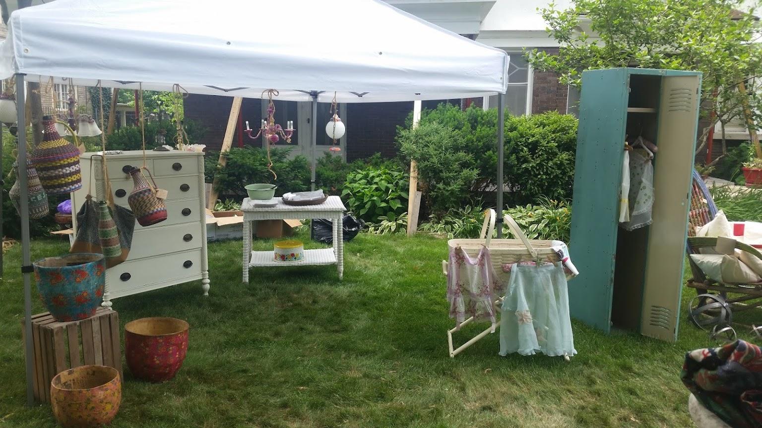 Moss Avenue Antiques Festival - Peoria, IL