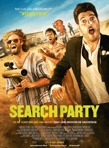 Search Party - Tìm kiếm tiệc tùng