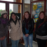 Návštěva zahraničních studentů