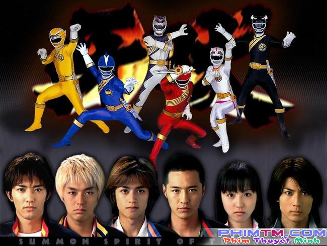 Liệu bạn có nhớ 8 đội siêu nhân Nhật Bản đình đám này? - Ảnh 4.