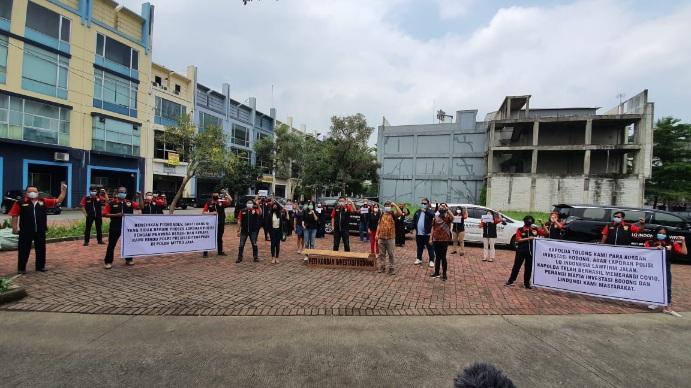 Buktikan Polda Metro Jaya Sarang Mafia Hukum, LQ Indonesia Lawfirm Beberkan Bukti Rekaman Suara