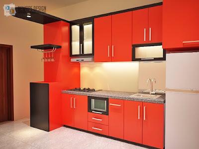 Jual kitchen set minimalis toko kitchen set murah malang for Kitchen set bagus