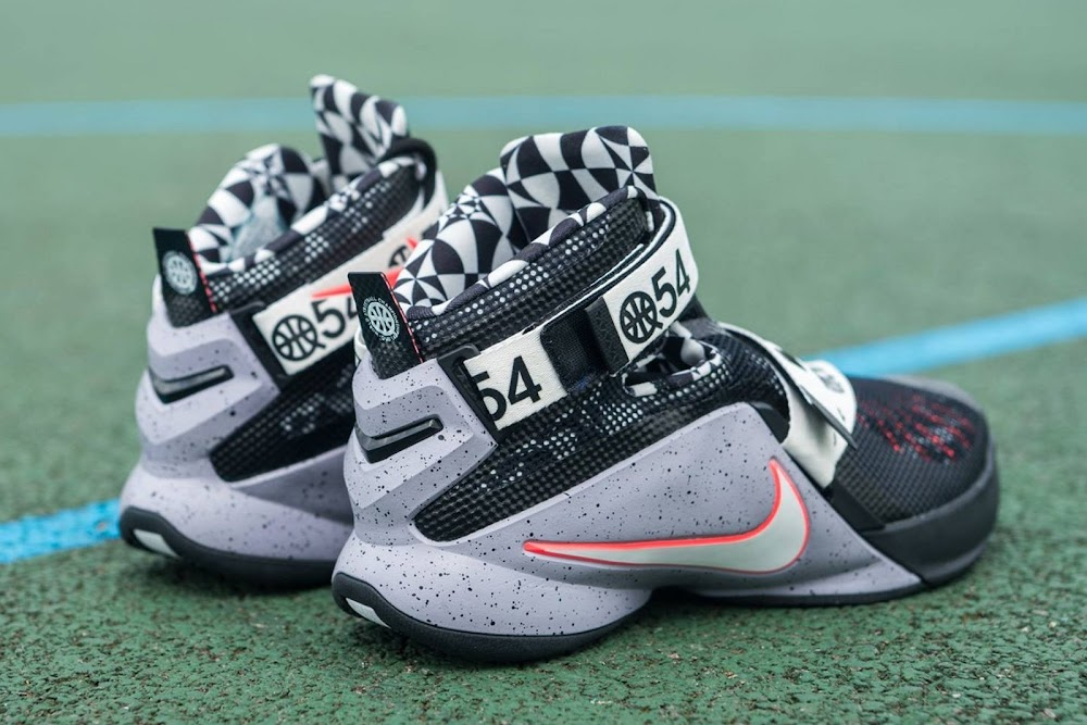 8d105b94c7af get nike zoom lebron soldier 9 le quai 54 90ea8 d6844  best price quai 54 nike  soldier 9 drops exclusively at footlocker europe 86316 9060d