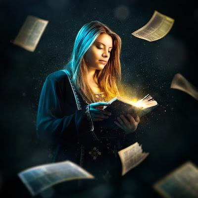 The magic of reading di ENZOART