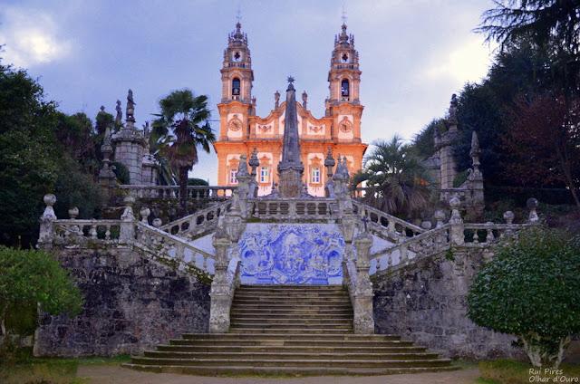 Santuário de Nossa Senhora dos Remédios - Lamego - Portugal (4)