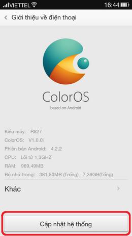 Điện thoại OPPO và Xử lý lỗi không đủ dung lượng lưu trữ trên máy + Hình 8