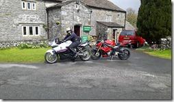 Bowker BMW Test Bikes
