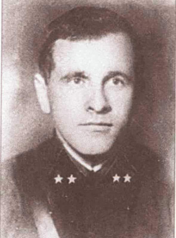 Доватор Л.М. - командир 2-го гвард. кавалер.корпуса