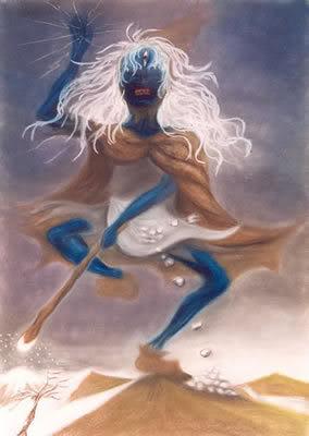 Cailleach Bheur, Gods And Goddesses 1