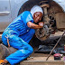Picture Of A Female Mechanic On Duty In Kano