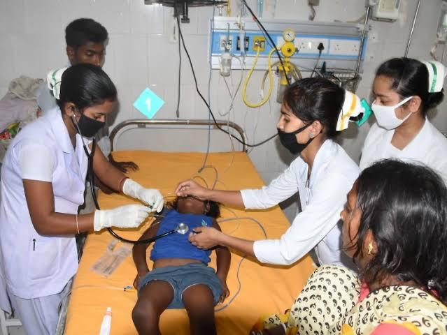 बड़ी ख़बर: मुजफ्फरपुर में इलाज के दौरान एईएस पीड़ित बच्ची समेत दो की मौत