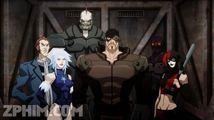 Ảnh trong phim Người Dơi: Đột Kích Arkham - Batman: Assault on Arkham 2