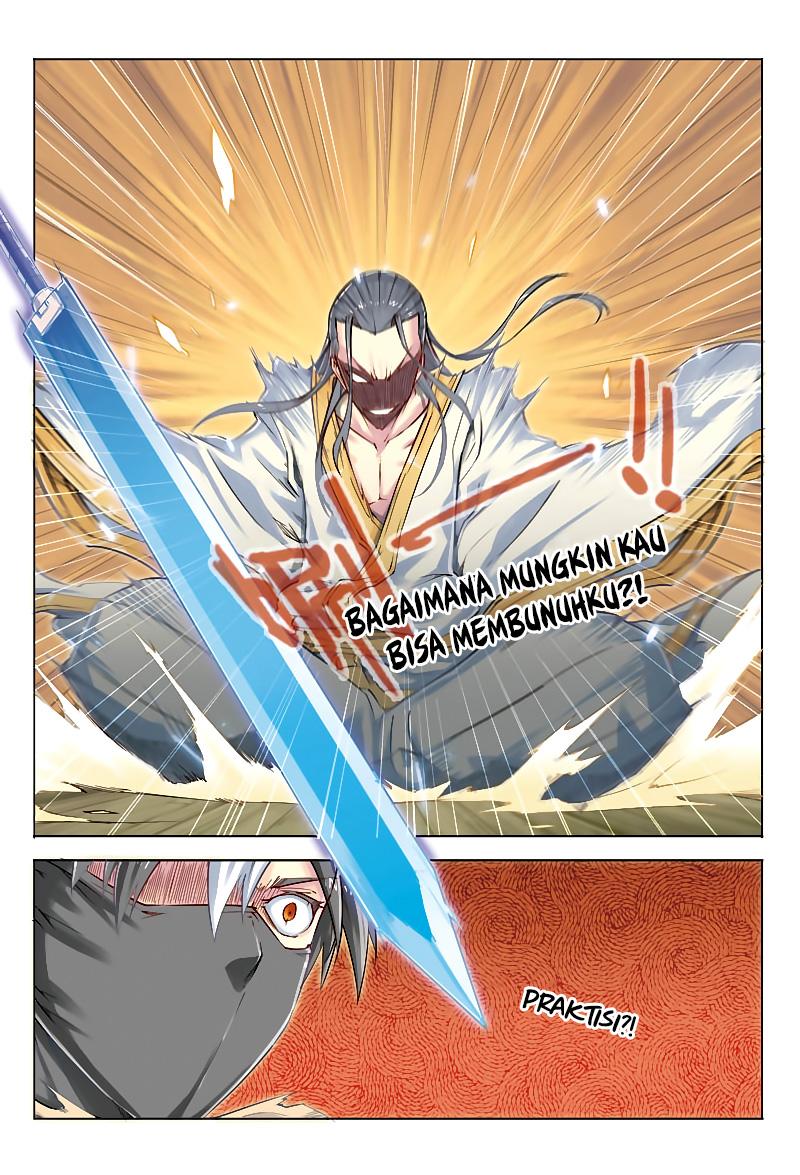 Baca Manga Jiang Ye Chapter 34 Komik Station