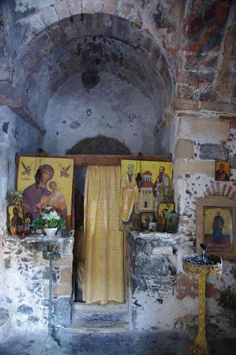 L'intérieur de l'église Saint-Paul (il n'y fait pas frais !).