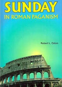 Cover of Robert Leo Odom's Book Sunday Sacredness In Roman Paganism