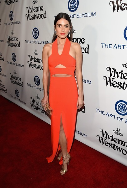Nikki Reed attends The Art of Elysium 2016 HEAVEN Gala